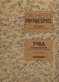 Orchester Probespiel - Tuba