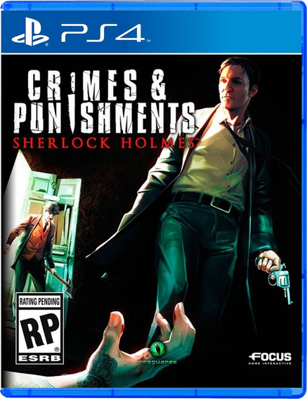 Sherlock Holmes - Crimes And Punishments - [ps4] Lacrado