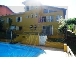 Casa Para Venda, 4 Dormitórios, Chacaras Do Lago - Cotia - 1841
