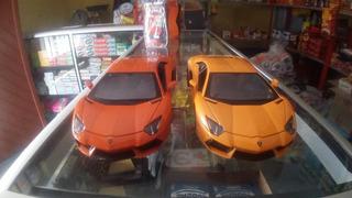 Lamborghini Aventador 1/24