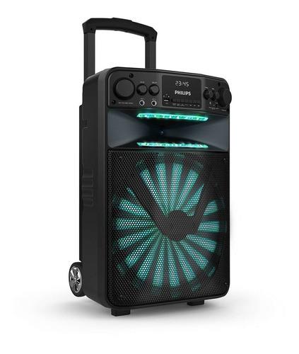 Parlante Bluetooth Philips Bass+ Tanx50 20w Karaoke Cuotas