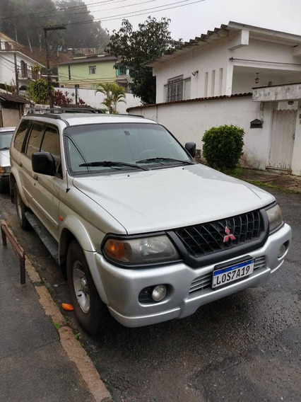 Mitsubishi Pajero Sport 2.8 4x4 2003 Gnv