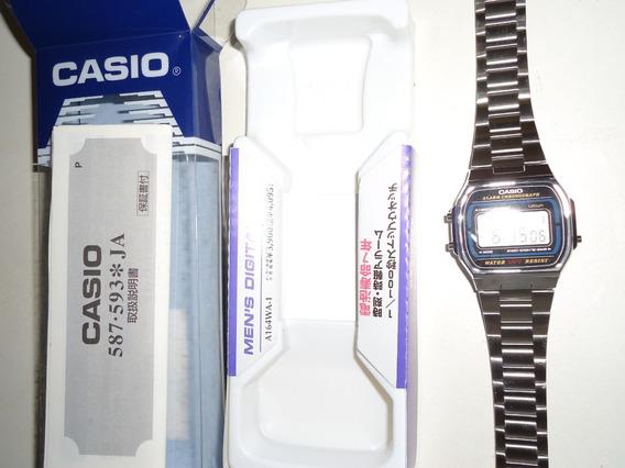 Relógio Marculino Casio Digital Novo