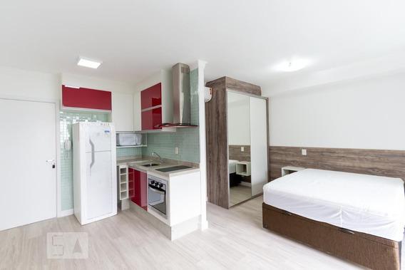Apartamento Para Aluguel - Real Parque, 1 Quarto, 38 - 893012457