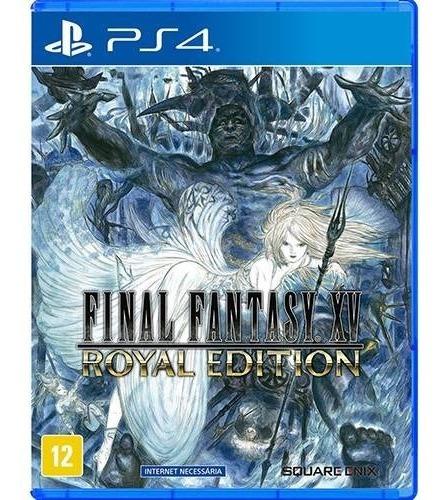 Final Fantasy Xv Royal Ps4 Midia Fisica