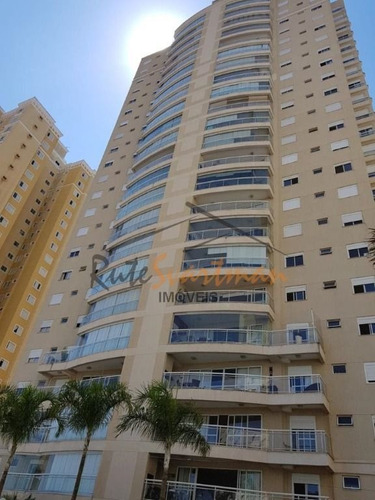 Apartamento Com 3 Dormitórios À Venda Por R$ 1.250.000,00 - Mansões Santo Antônio - Campinas/sp - Ap1184