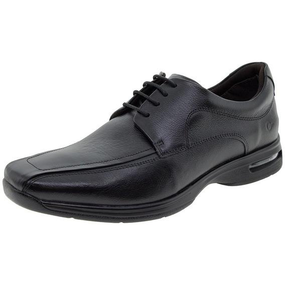 Sapato Masculino Social Preto Democrata - 448022