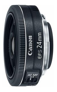 Lente Canon 24mm F/ 2.8 Stm Nuevo Original.