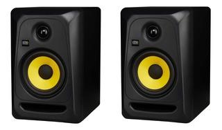 Krk Classic 5 Monitores Potenciados Estudio (par)