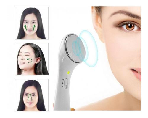 Massageador Facial Ultrassom Iontophoresis Apparatus
