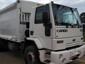 Compactador De Lixo Ford Cargo 1722