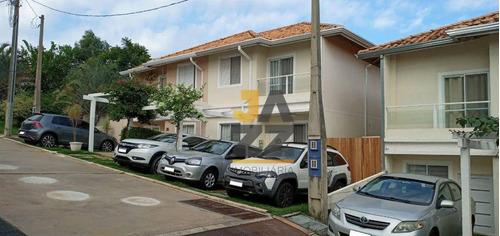 Imagem 1 de 30 de Casa Com 3 Dormitórios Sendo 1 Suíte À Venda Com 100 M² De Construção Por R$ 680.000 - Mansões Santo Antônio - Campinas/sp - Ca13940
