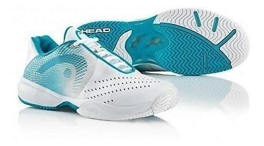 Zapatillas Tenis Mujer Head Horacio Deportes Caballito