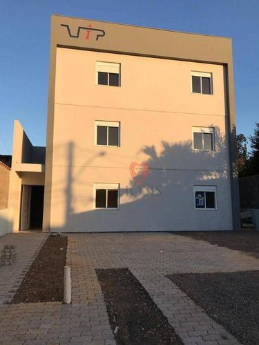 Imagem 1 de 6 de Apartamento Com 2 Dormitórios À Venda, 52 M² Por R$ 179.000,00 - Bom Sucesso - Gravataí/rs - Ap0904