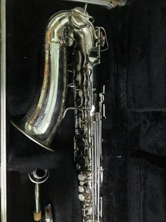 Saxofón Alto, The Indian By Martin Año1925