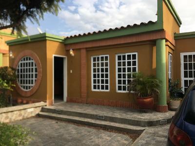 Casa En Alquiler Araguama Country Maracay