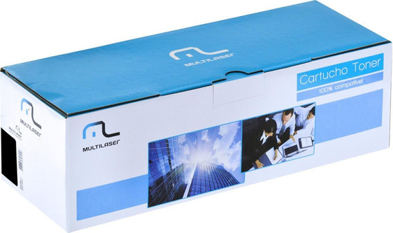 Toner Compativel Para Impressora Hp Modelo 02612a Ct12a