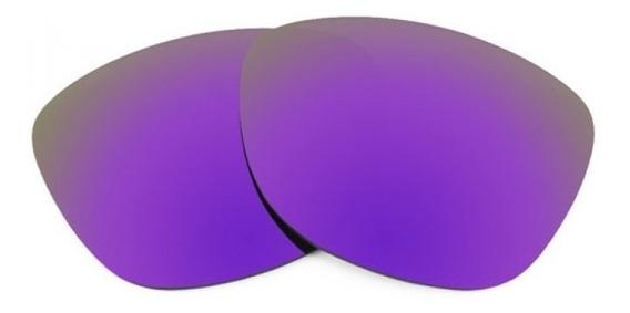 Lente Violet P/ Oakley Frogskins Envio Imediato
