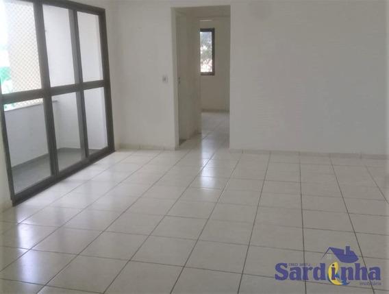 Apartamento Para Locação - Aprígio - 74m² Com 2 Dormitórios, Área De Serviço E 1 Vaga De Garagem - Jd. Maria Rosa - Taboão Da Serra - Sp - Ml799