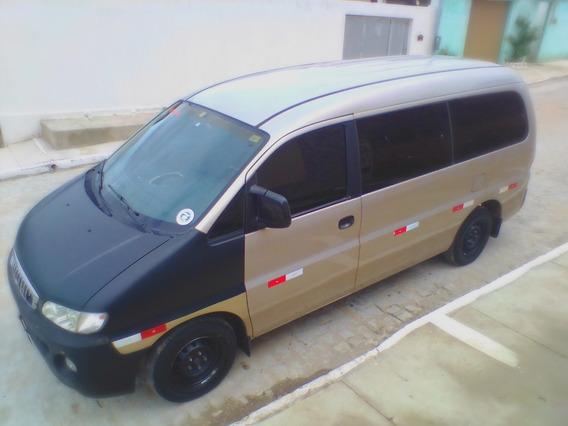 Hyundai H1 Svx