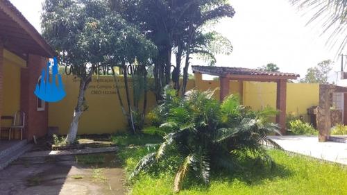 4408-chácara 3 Dormitórios Gaivotas Itanhaém