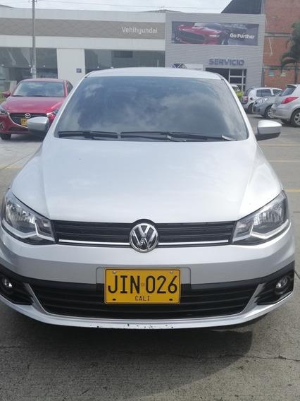 Volkswagen Voyage Higline 2017