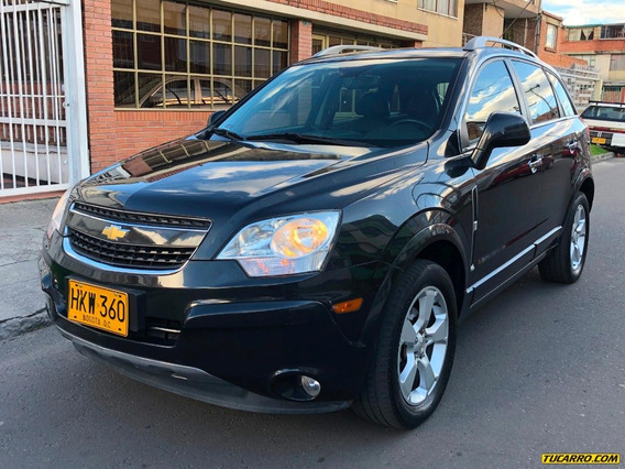Chevrolet Captiva Sport 3000cc At Tc Aa Ab Abs