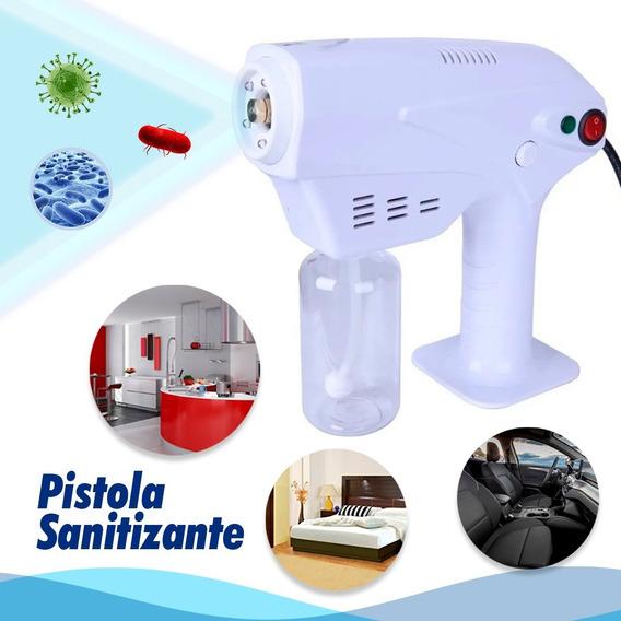 Difusor Desinfectante Sanitizante Humidificador Portatil