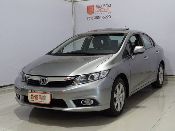 Honda Civic 1.8 Exs 16v Flex 4p Automático
