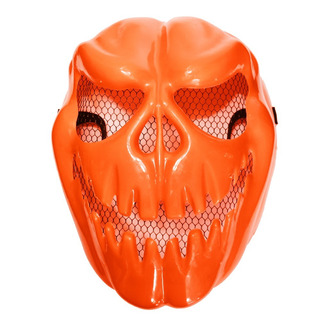 Mascara Cabeça De Abóbora Fantasia Halloween Terror Bruxas
