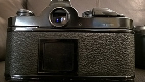 Nikon Fm Analógica