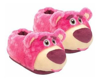 Pantufa Lotso Toy Story Pelucia Personagem Original Ricsen