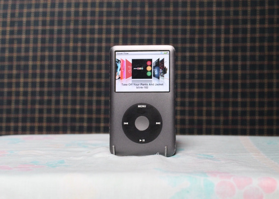 iPod Classic 6ª Geração - 120gb