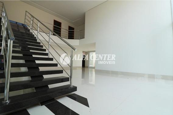 Sobrado Com 4 Dormitórios À Venda, 471 M² Por R$ 3.200.000,00 - Residencial Alphaville Flamboyant - Goiânia/go - So0169