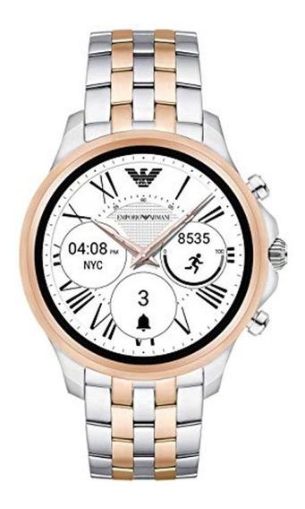 Relógio Masculino Emporio Armani Smartwatch Modelo Art5001