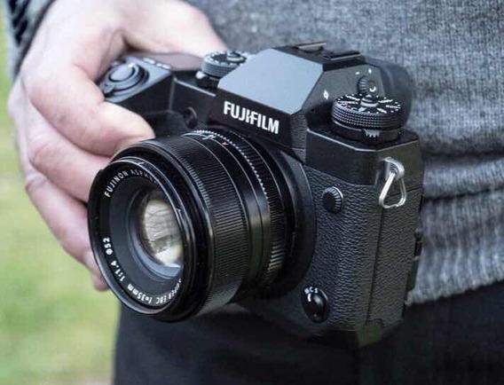 Cámara Fujifilm Xh1 Impecable