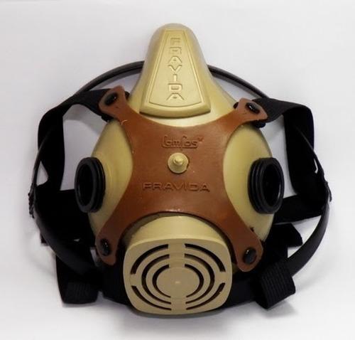 Imagen 1 de 6 de Proteccion Respiratoria Fravida 5330 Comfos 2 Sin Filtro