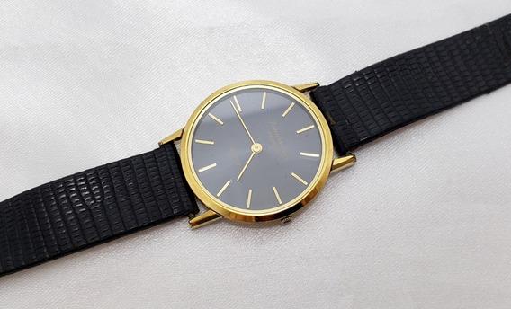 Relógio Feminino Jean Vernier Folheado A Ouro