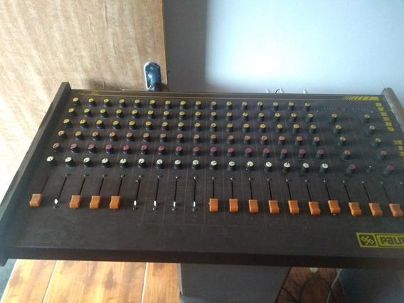 Mixer Estério Palmer Psm-16 Raridade !!