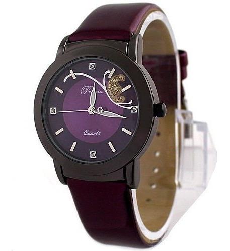 Relógio Feminino Pulseira Luxo Moda Fashion Promoção Novo