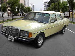 Mercedes-benz En Buen Estado 1981