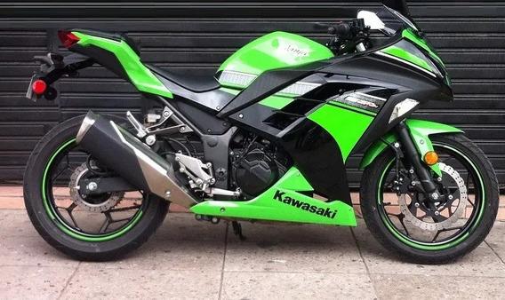 Kawasaki Ninja 300 Año 2014