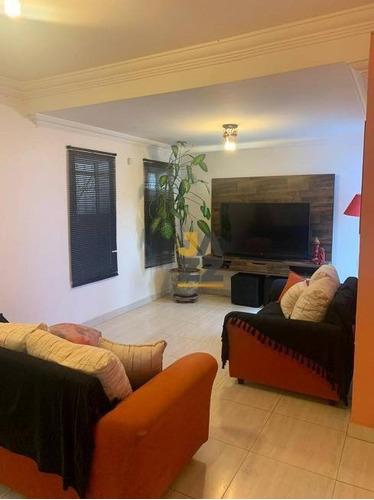 Casa Com 3 Dormitórios À Venda, 246 M² Por R$ 860.000,00 - Barão Geraldo - Campinas/sp - Ca13281