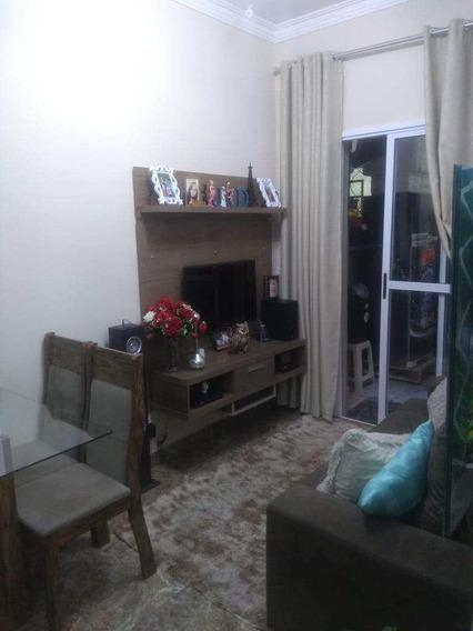 Apartamento Com 2 Dorms, Canhema, Diadema - R$ 270.000,00, 60m² - Codigo: 3086 - V3086