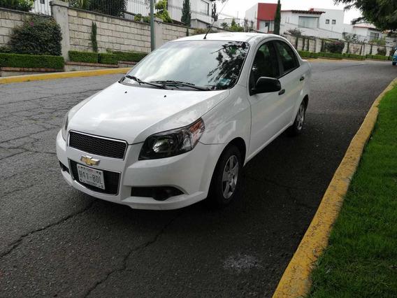 Chevrolet Aveo Ls 2016 Automatico