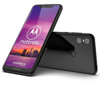 Motorola One 4g 64gb Cam Dual 13mp+2mp Huella Ram4gb + Envio