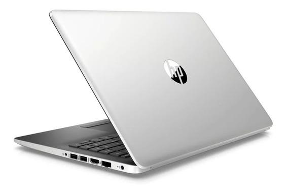 Notebook Hp Amd 14 4gb Ssd32 Win10 Wifi Prata Oferta