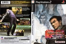 Tekken Tag Ps2