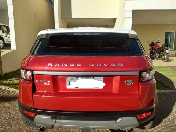 Land Rover Evoque 2015 Pure Tech 5p