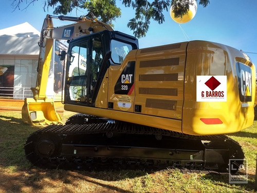 Imagem 1 de 2 de Escavadeira Caterpillar 320 Peso Operacional: 22.220 Kg 2022